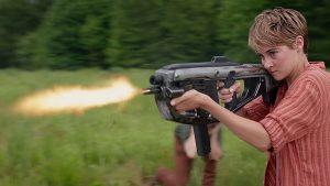 Hollywood Gun Armorers, Divergent Insurgent, KRISS Vector