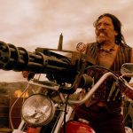 Hollywood Gun Armorers, Machete M134 Motorcycle