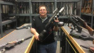 Hollywood Gun Armorers, Larry Zanoff