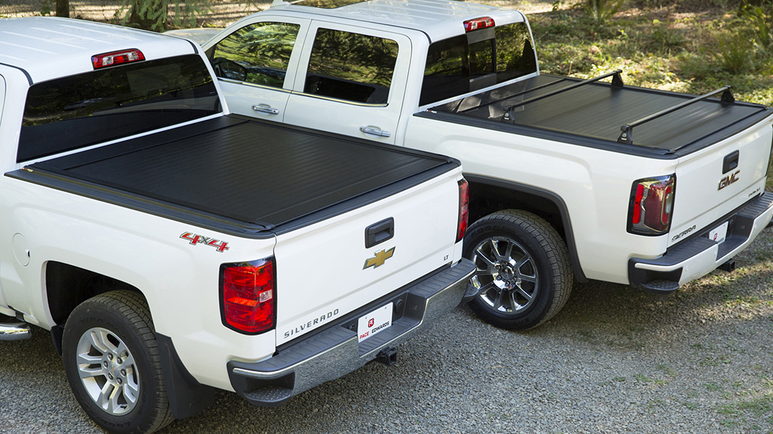 Tonneau Covers, Pace Edwards Ultragroove