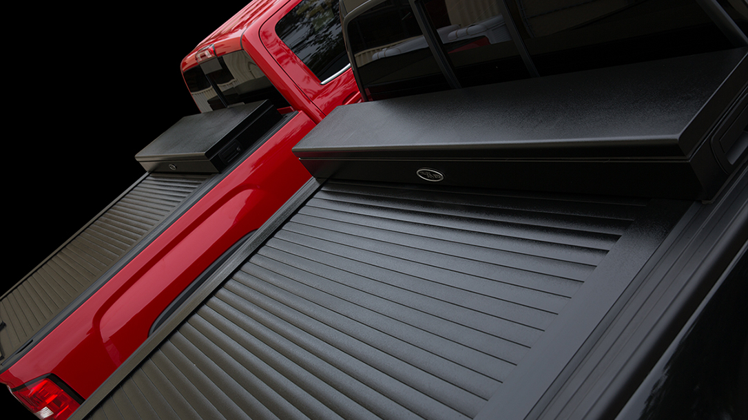 Tonneau Covers, Truck Covers USA American Roll Cover