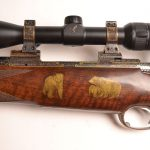 Most Expensive Guns, Dakota Arms Custom Model 70 rifle left