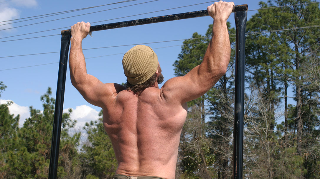 Strength Training, Pat McNamara, Working Out tips, pull-ups