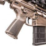 Modern Outfitters MC7 Rifle, gun test, grip