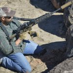 Modern Outfitters MC7 Rifle, gun test, Buck Doyle, kneeling