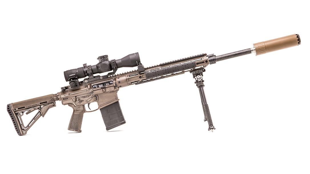 Modern Outfitters MC7 Rifle, gun test, right