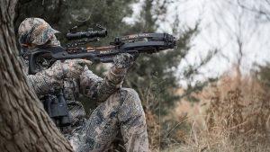 Ravin R9 Predator Camo Crossbow hunting