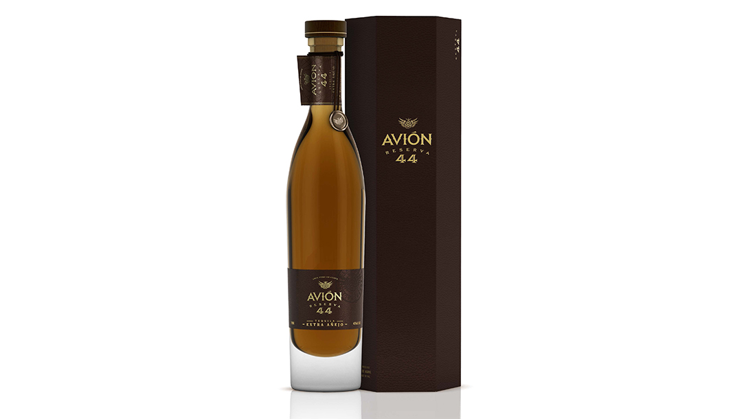 Tequila brands, Avión's Reserva 44 Extra Añejo