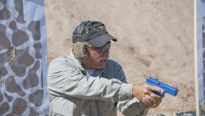 Ken Campbell Gunsite Academy, Col. Cooper training