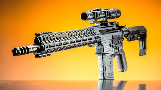 POF Revolution Rifle, Innovative AR, Ballistic's Best, lead