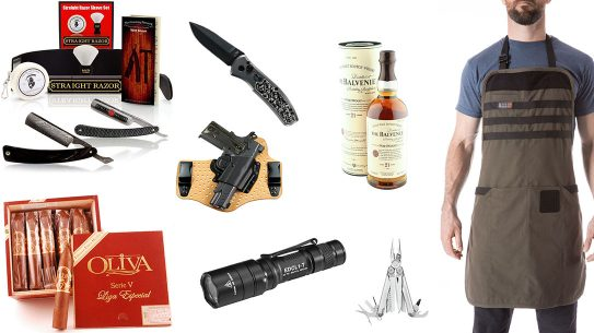 Father's Day Gift Guide 2018, Ballistic Magazine
