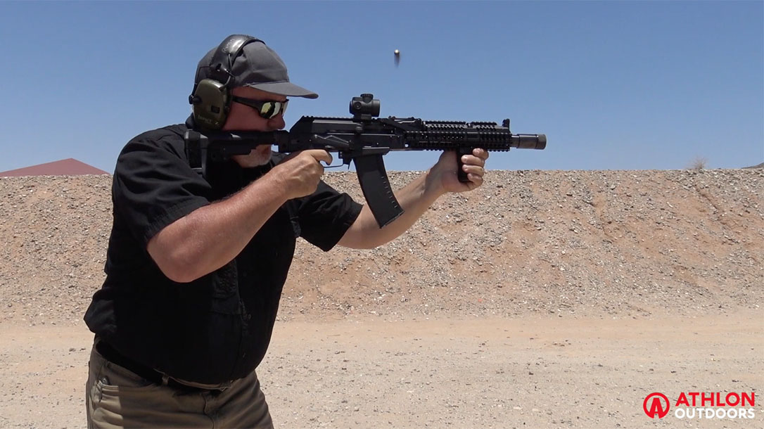 FIRST LOOK: The Meridian Defense Project Alpha AK-74