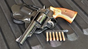 Smith & Wesson Model 19 Classic ammo