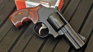 Smith & Wesson Performance Center Model 19 Carry Comp Revolver .357 Magnum
