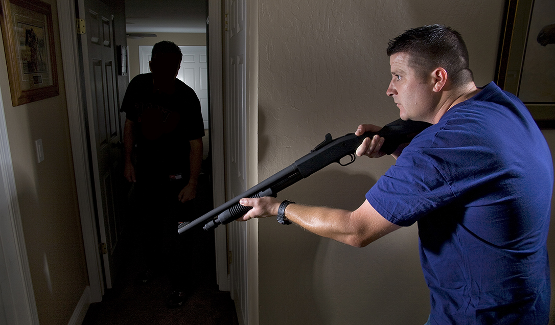 Home Defense Shotgun Choke, home invasion