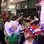 New Orleans Road Trip, Mardi Gras, alien