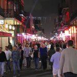 New Orleans Road Trip, Mardi Gras, Bourbon Street