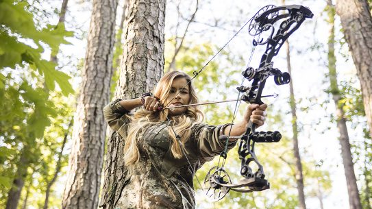 Venison Recipes, Deer Hunting, Bri Van Scotter bow