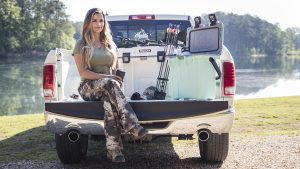 Venison Recipes, Deer Hunting, Bri Van Scotter truck