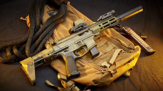 Angstadt Arms UDP-9 PDW 9mm rifle