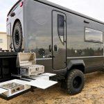 EarthRoamer XV-LTS RV bbq