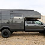 EarthRoamer XV-LTS RV, side profile