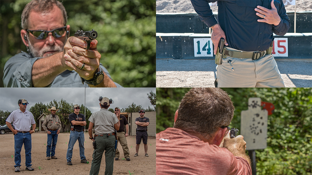 Defensive Handgun Carry Commandments, Ken Campbell, Gunsite Academy training