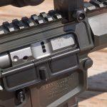 Wilson Combat 458 HAM'R Tactical Hunter rifle, bolt carrier