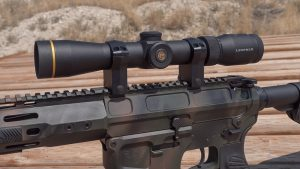 Wilson Combat 458 HAM'R Tactical Hunter rifle, Leupold Optics
