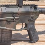 Wilson Combat 458 HAM'R Tactical Hunter rifle, lower receiver