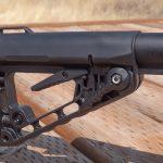 Wilson Combat 458 HAM'R Tactical Hunter rifle, stock