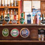 Beer Styles, beer taps, bar