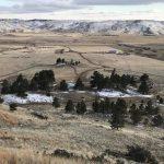 High Bar Homestead Wyoming, Lauren Young, landscape