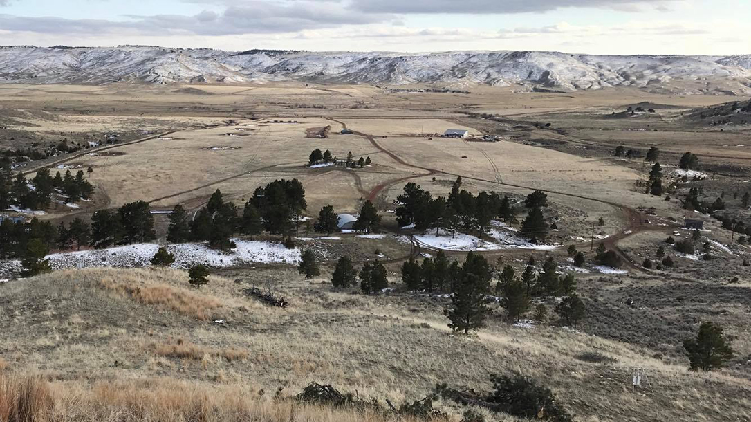 High Bar Homestead Wyoming, Lauren Young, landscape