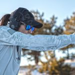 High Bar Homestead Wyoming, Lauren Young, SIG P365 pistol