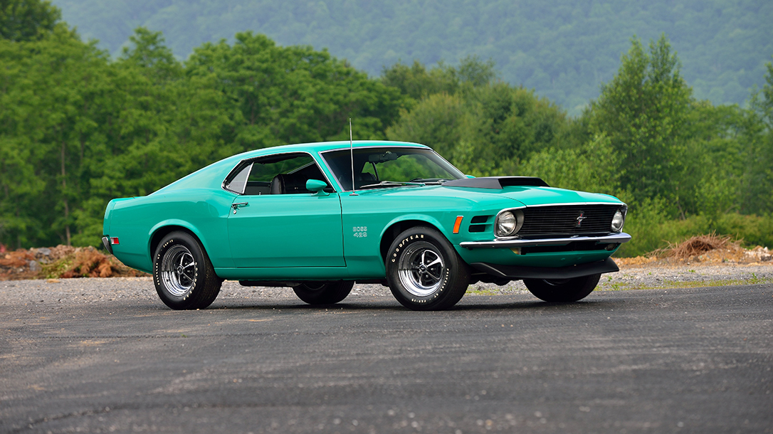 Les Baer, Muscle Cars, Ford Boss 429
