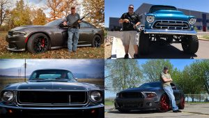Muscle Cars, Gun Guys, American Muscle Cars, Mustang