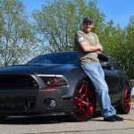 Michael Sigouin, Muscle Cars, Blowndeadline, 2011 Shelby GT500, driver