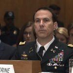 Jason Amerine, ODA 574, Afghanistan War, hearing