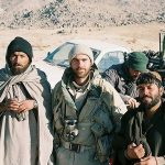 Jason Amerine, ODA 574, Afghanistan War, desert