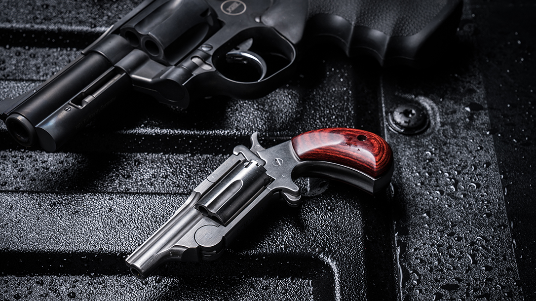 Gun Review: The North American Arms Ranger II Mini-Revolver