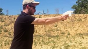 3D-printed guns, Cody Wilson, Defense Distributed