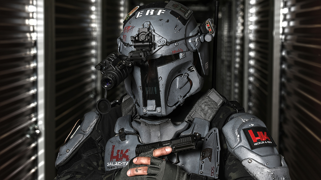 Space Force Uniform, Galac-Tac, handgun