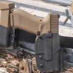 Glock 19X pistol, Glock haters, Blade Tech holster