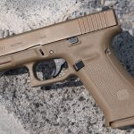 Glock 19X pistol, Glock haters, left profile