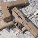 Glock 19X pistol, Glock haters, magazines