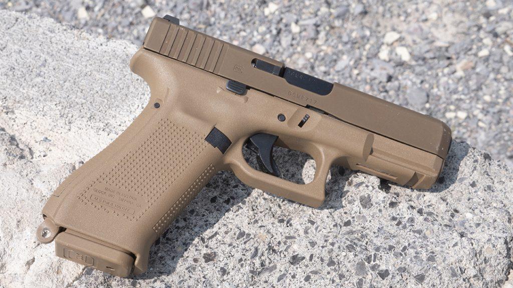 G19X review, pistol test