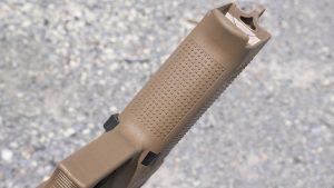 Glock 19X pistol, Glock haters, finger grooves