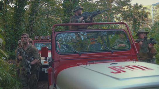 Jurassic Park Fan Film, Jurassic Park Exodus
