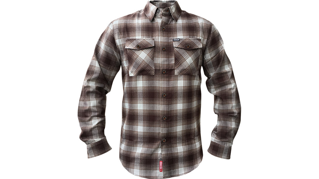 Ballistic Gear Grab, Dixxon Flannel Co, the Rexford